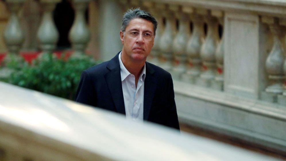 Foto: El líder del Partido Popular, Xavier García Albiol. (EFE)