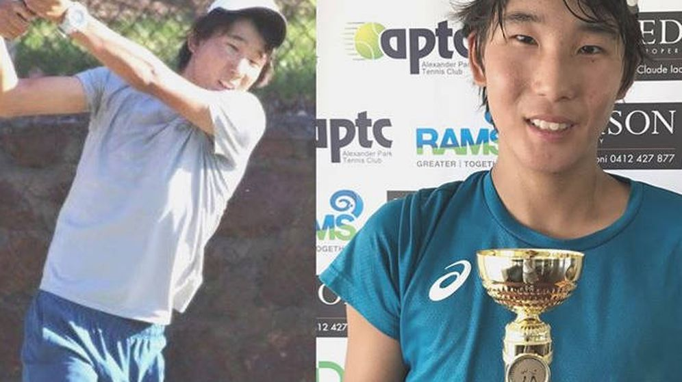 Foto: Kent Yamazaki acababa de ganar un torneo hace tan solo dos semanas (Foto: Facebook)