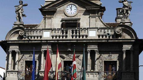 Pamplona tira la toalla: no habrá ikurriña en el chupinazo ante la amenaza judicial