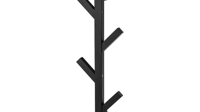 Perchero modelo TJUSIG de Ikea. (Cortesía)