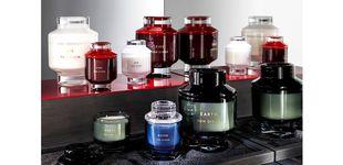 Post de Las velas perfumadas de Tom Dixon huelen a fuego, aire, tierra y agua