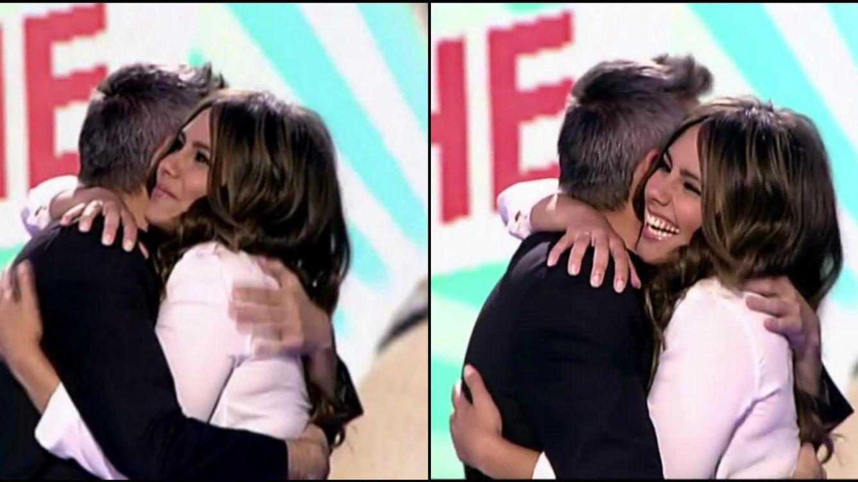 Cristina Pedroche se emociona en su regreso a 'Zapeando' tras dos meses