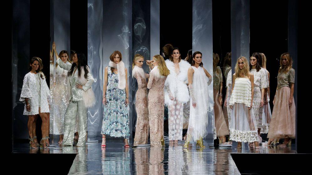 Foto: El desfile otoño-invierno 2017 de Duyos en Mercedes-Benz Fashion Week Madrid. (Foto: Reuters)