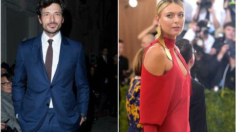 Maria Sharapova y Andrés Velencoso, ¿pareja sorpresa de la primavera?