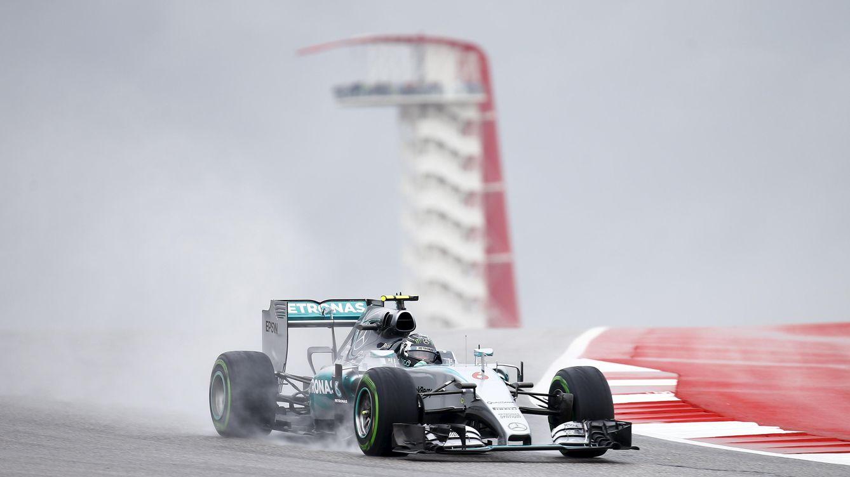 Foto: Austin, el circuito que ha engatusado a los pilotos y que se prevé bajo la lluvia