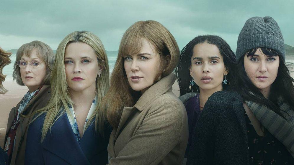 Foto: Las protagonistas de 'Big Little Lies' en la segunda temporada. (HBO)