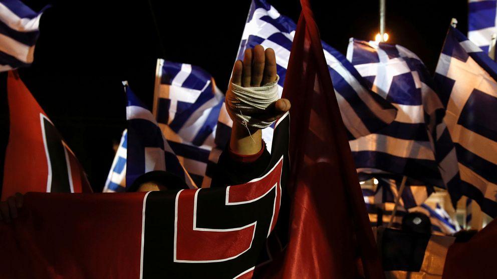 Arruinados y sin público, el partido neonazi Amanecer Dorado se hunde en Grecia