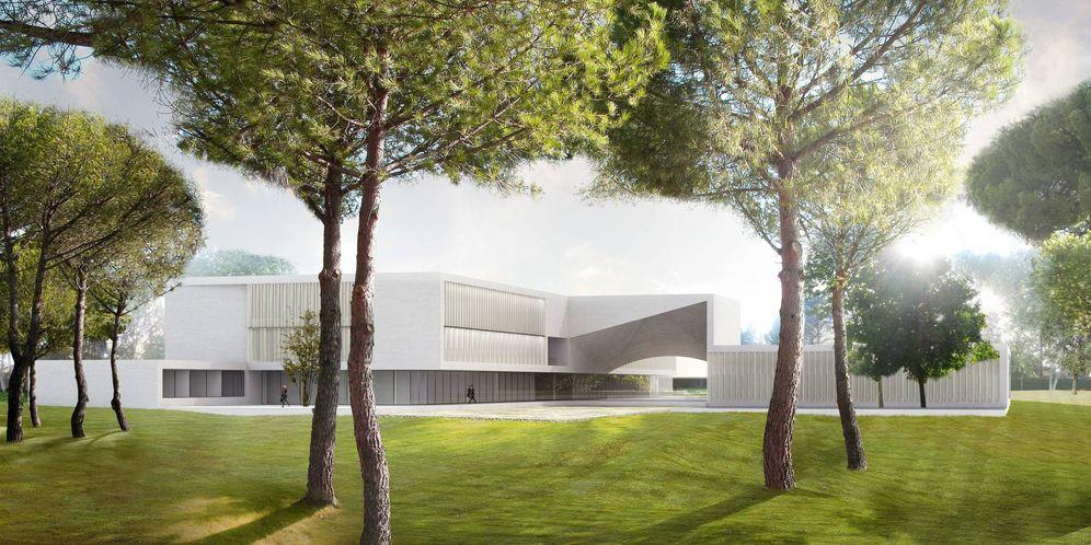 Foto: El nuevo campus de IESE en Madrid permitirá hasta triplicar su capacidad