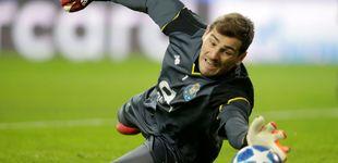 Post de Iker Casillas sufre un infarto en el entrenamiento con el Oporto y es ingresado