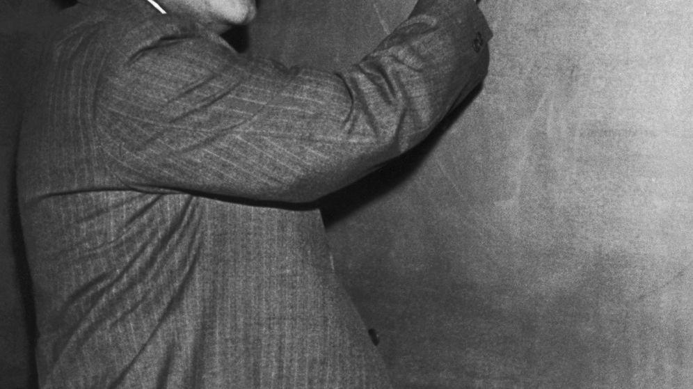 Foto: Albert Einstein en 1931. (Corbis)