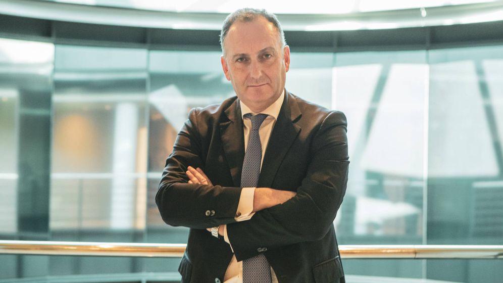 Foto: Roberto Ducay, director financiero y de expansión de Correos.