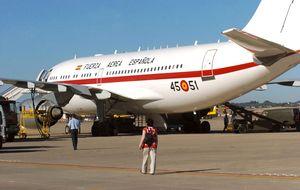 Bélgica le presta un avión a Rajoy tras la avería del Airbus del Príncipe