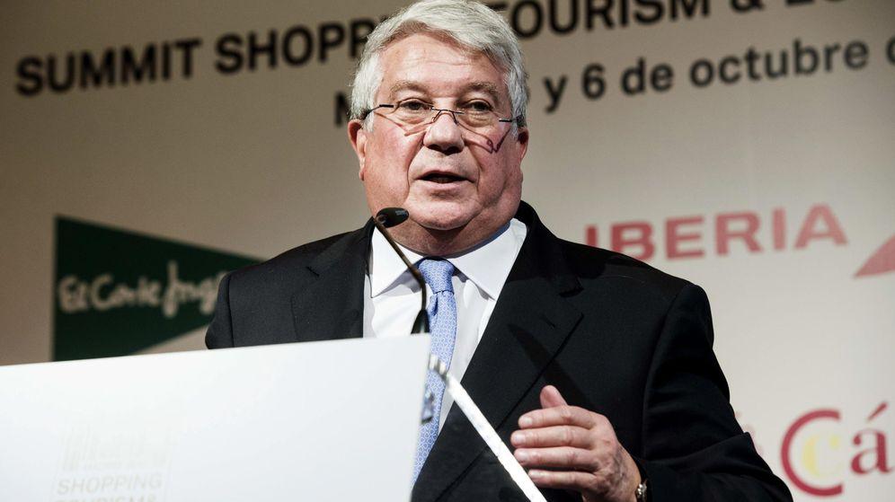 Foto: El expresidente de CEIM Arturo Fernández. (EFE)