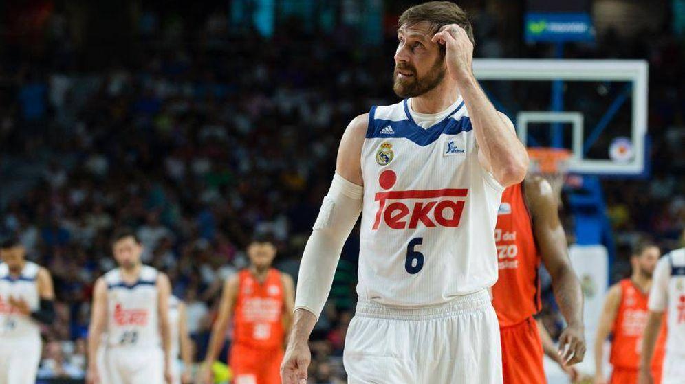 Foto: Andrés Nocioni, ex jugador de Real Madrid y Baskonia. (ACB)