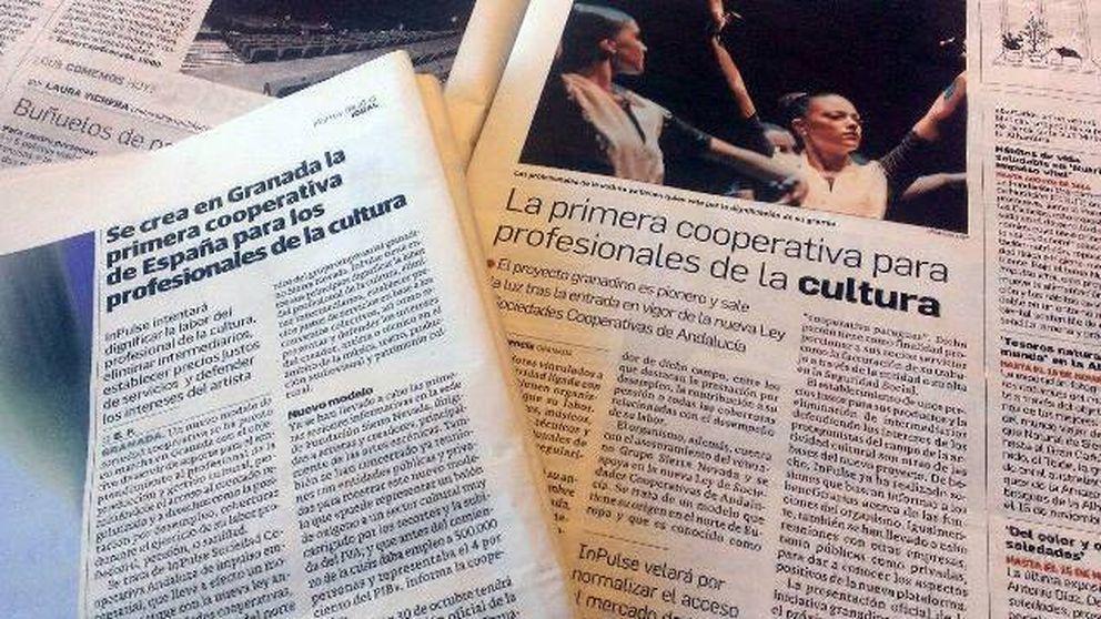 Cae en Granada la primera cooperativa para facturar sin ser autónomo