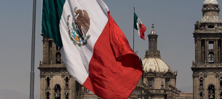 Foto: Plaza del Zócalo, México D.F.