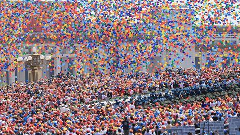 ¿A dónde van a parar los globos que soltamos en las celebraciones?