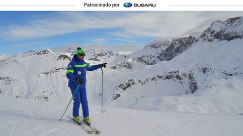 Panticosa, un 'viaje' con 1.100 metros de desnivel y 40 kilómetros esquiables