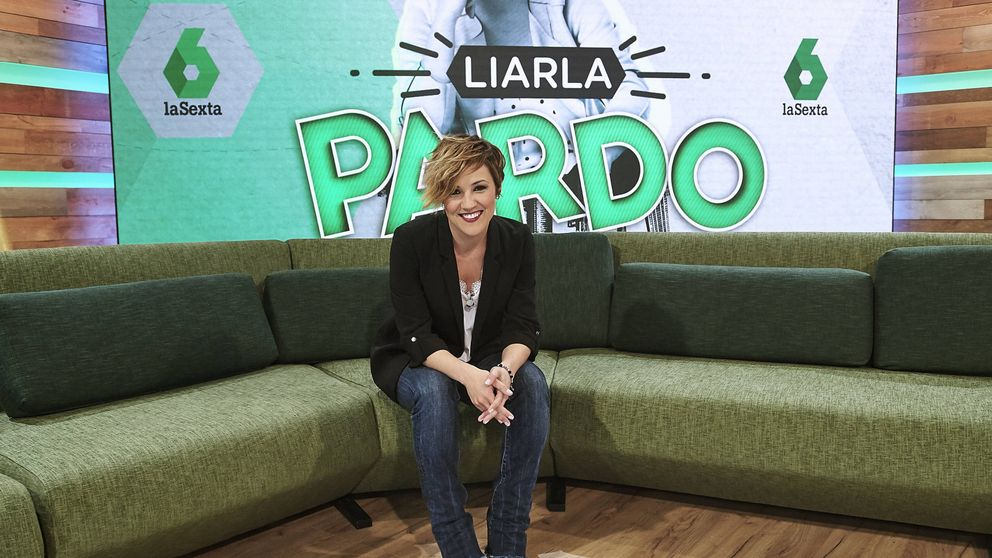 Los colaboradores de 'Liarla Pardo': Cintora, Pardo, Troya, del Fraile, Brasero, López Iturriaga...