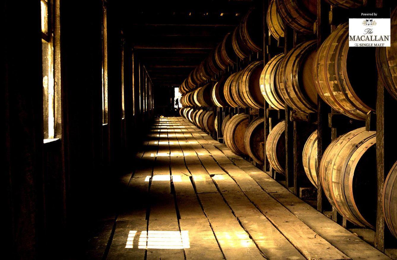 Barricas de Jerez y roble español, el principal ingrediente del buen whisky