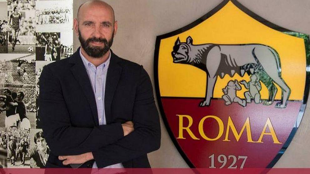 La Roma hace oficial el fichaje de Monchi para los próximos cuatro años