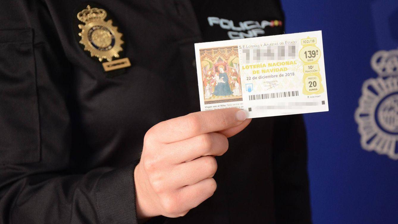 Evita timos y engaños el día de la Lotería de Navidad: lo que debes hacer según la Policía