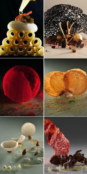 Denis Martin y su cocina 'burlesca', para comer bien y pasárselo de cine