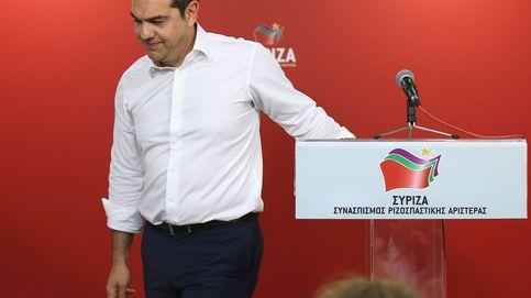 La bolsa griega se dispara un 6% tras convocar el gobierno elecciones anticipadas
