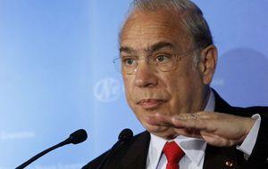 El secretario general de la OCDE ve signos alentadores en España