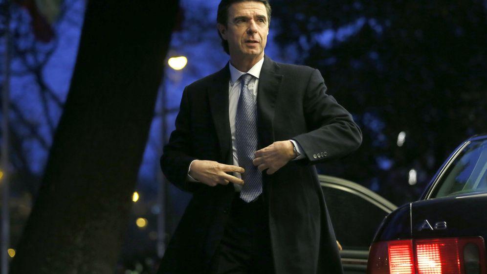 Foto: El exministro José Manuel Soria. (Efe)