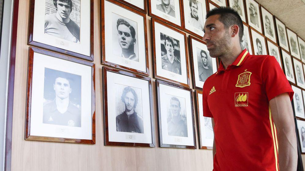 Foto: Bruno jugará su primer gran torneo con España. (EFE)
