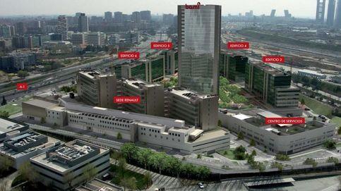 Lone Star ejecuta la deuda de Bami a cambio de un complejo de oficinas