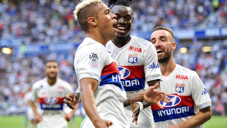 Mariano Díaz se ha convertido en ídolo de la afición del Lyon. (Cordon Press)