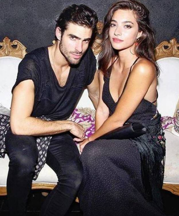 Juan Betancourt y Rocío Crusset en una imagen de archivo. (Instagram)
