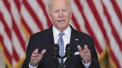 Biden defiende la retirada de Afganistán y culpa del caos al Gobierno afgano