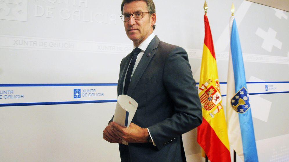 Foto: El presidente de la Xunta de Galicia, Alberto Nuñez Feijóo. (EFE)