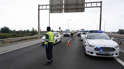 Un accidente múltiple en Villanueva del Duque deja ocho heridos