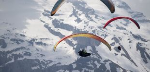 Post de Rescatan al parapentista asturiano perdido a 4.200 metros en el Himalaya