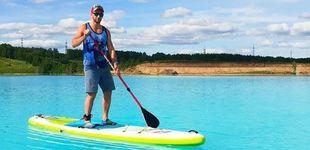 Post de Trampantojo en Siberia: el basurero tóxico oculto bajo un lago de aguas turquesas