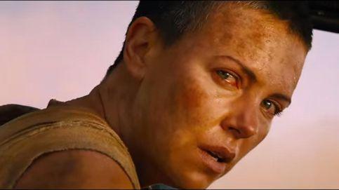 Charlize Theron desata su furia en la película  'Mad Max: Fury Road'