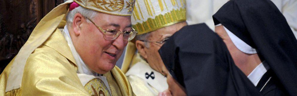 Foto: Reig Pla, el obispo 'antigay' que se vistió de mujer