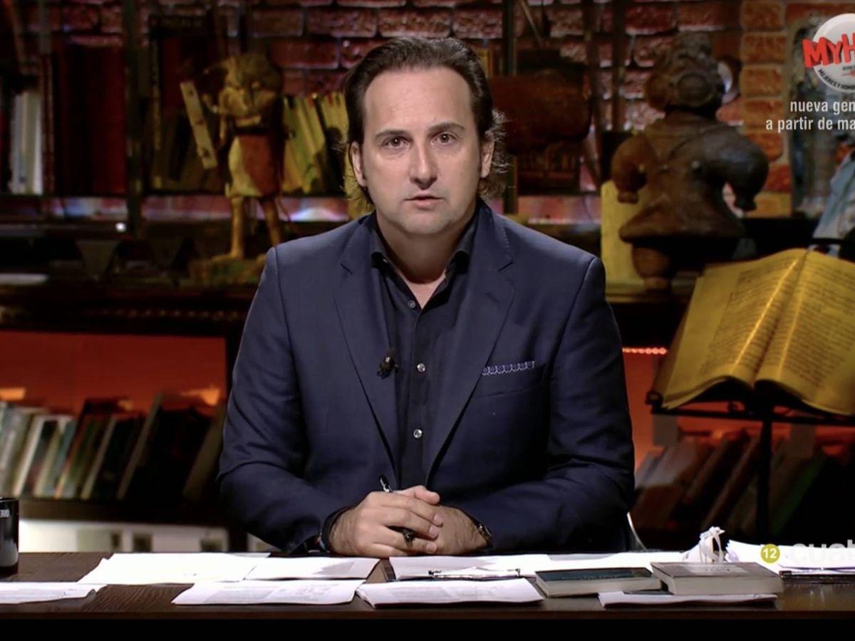 Foto: Iker Jiménez. (Mediaset España)