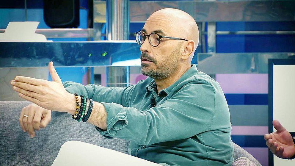Diego Arrabal abandona 'Sálvame' tras ser relacionado con Gema López