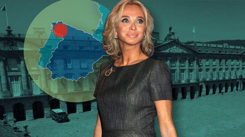 ¿La princesa Corinna en Galicia? Varios testigos la sitúan allí