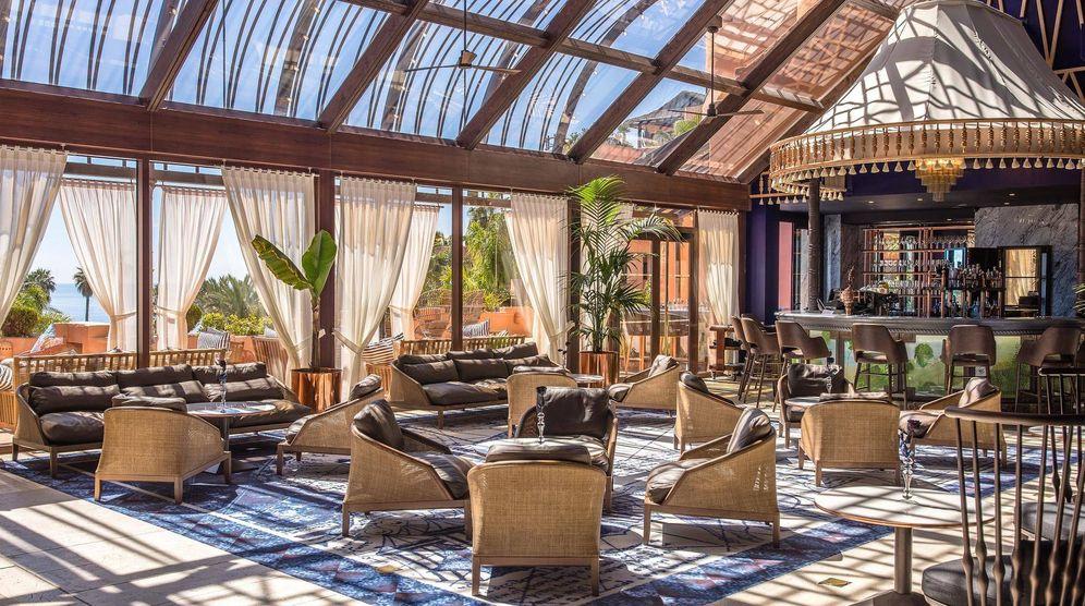 Foto: Un rinconcito muy tentador del Kempinski Hotel Bahía. (Foto: Cortesía)
