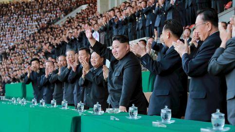 La extraña pareja: quieren juntar a las dos Coreas para organizar un Mundial