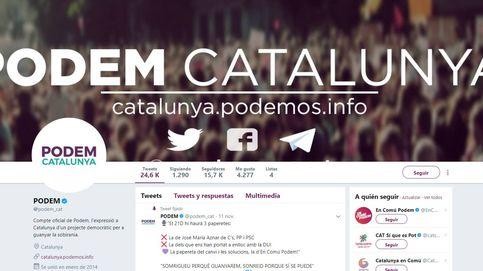 Podem Catalunya inicia la expulsión del dirigente que celebró la muerte de Maza
