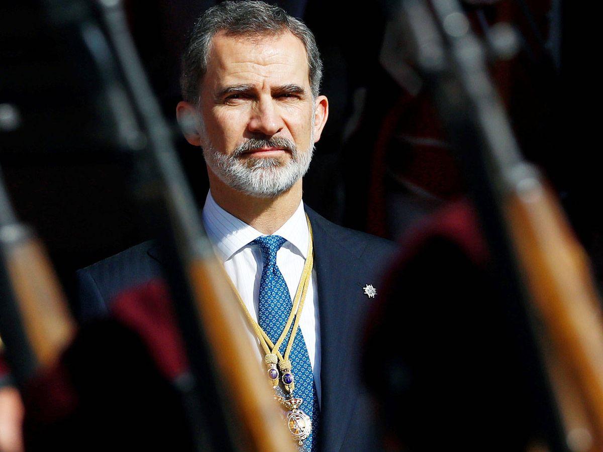 Foto: El rey Felipe VI, en una imagen de archivo. (Reuters)