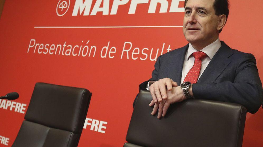 Foto: El presidente de Mapfre, Antonio Huertas. (EFE)