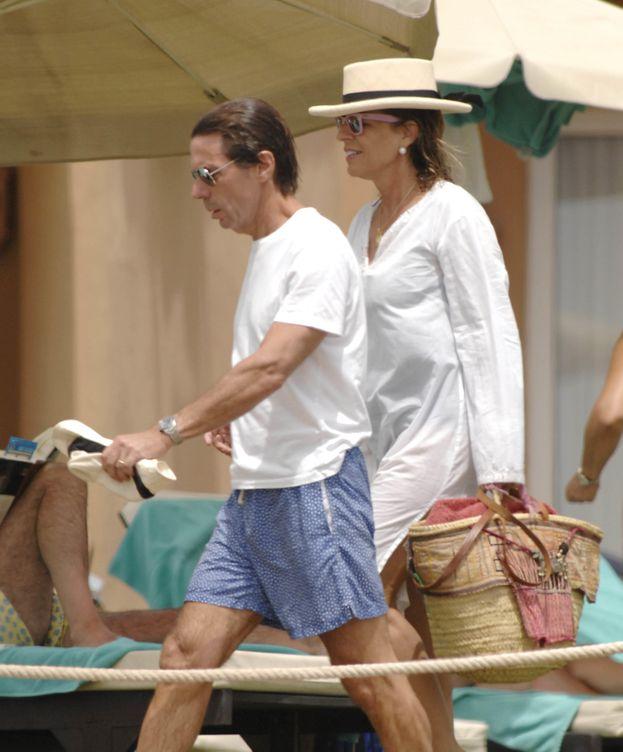 Foto: Los Aznar, en una imagen de archivo